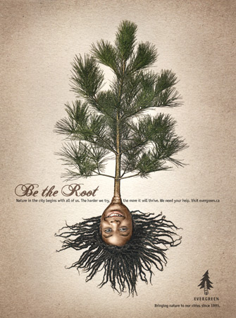 be the root stupid poster