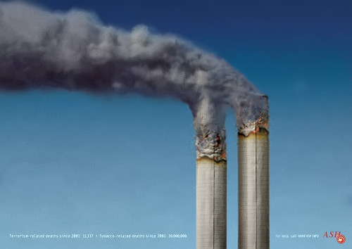 stupid anti smoking ad