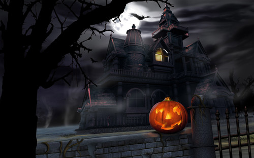 Halloween House of lost souls