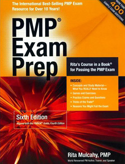 PMP Exam Prep Book for Passing the PMP Exam