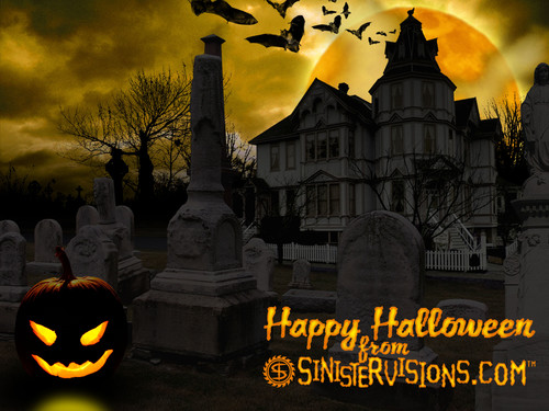 Sinister Visions Halloween
