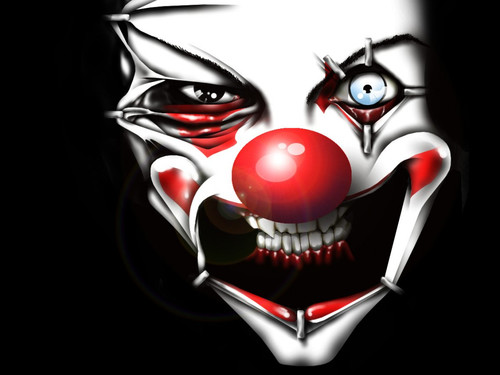 scary wallpapers. scary clown wallpaper