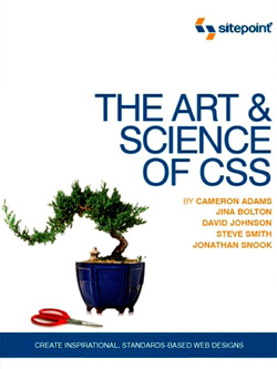 art and science of css