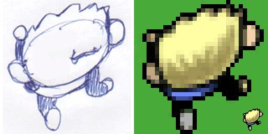 convert image into pixel art