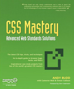 css mastery book