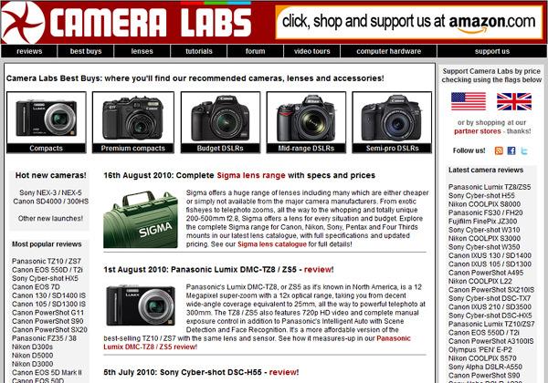 Camera Labs
