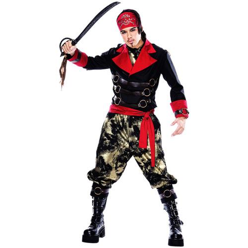 Apocalypse Pirate Halloween Costume