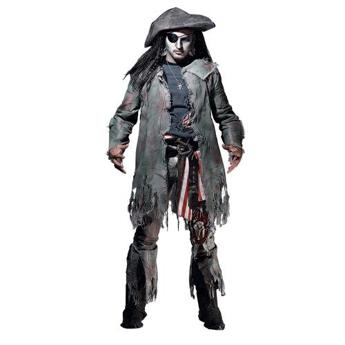 Barnacle Bill Halloween Costume