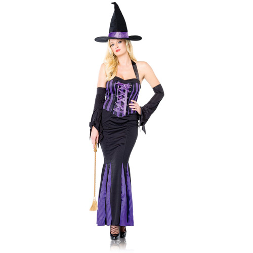 Bewitching Halloween Costume