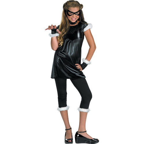 Black Cat Halloween Costume
