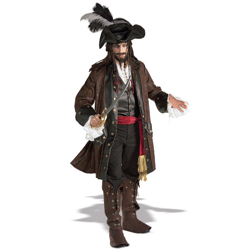 Captain Darkheart Halloween Costume