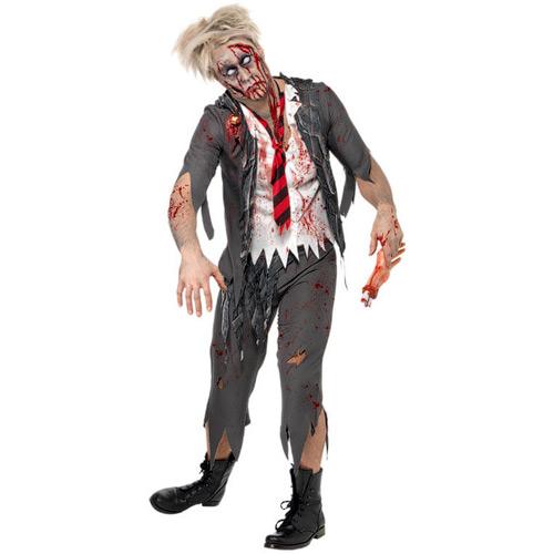 Highschool Horror Halloween Costume
