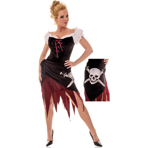 Pirate Wench Halloween Costume