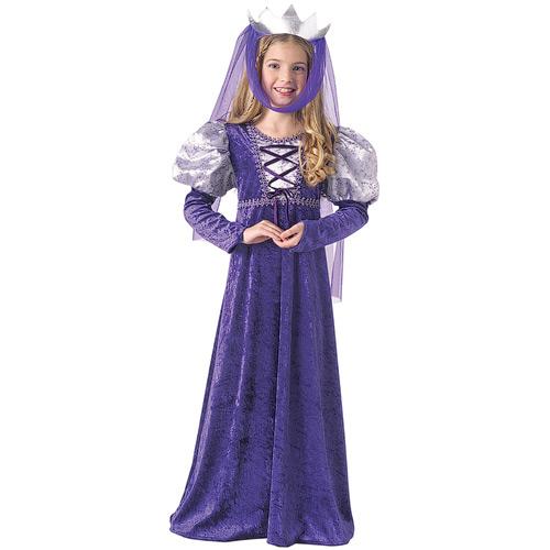 Renaissance Queen Halloween Costume