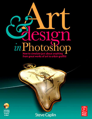 Art and Design Photoshop book