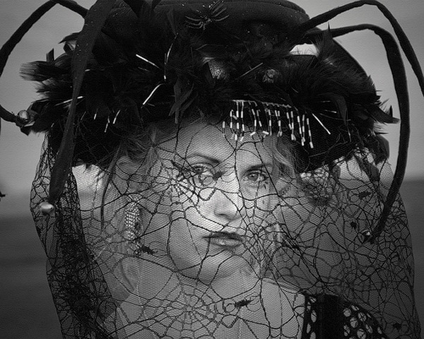 Halloween Spider Woman