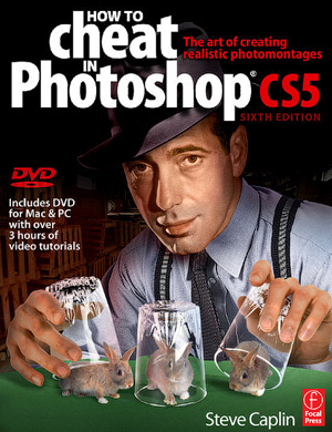 Cheat Photoshop book
