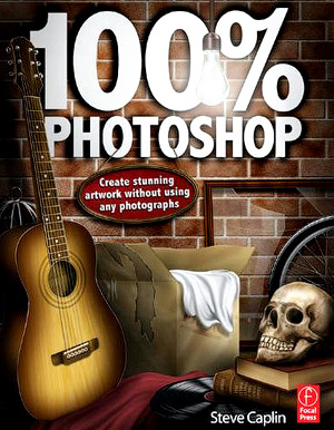 Photoshop artwork book