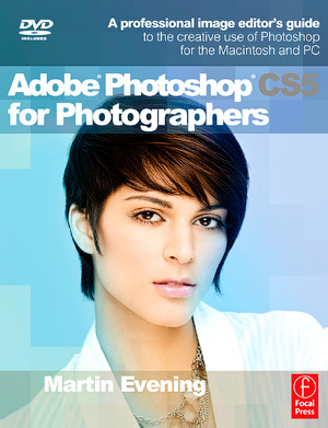 Photoshop for photographers book