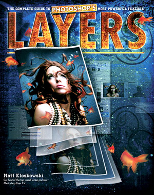 Photoshop layers book