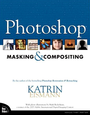 Photoshop masking & compositing book
