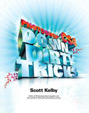Photoshop tricks book