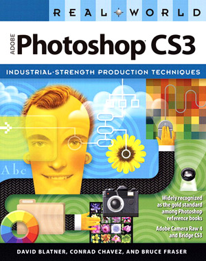Real world Photoshop book