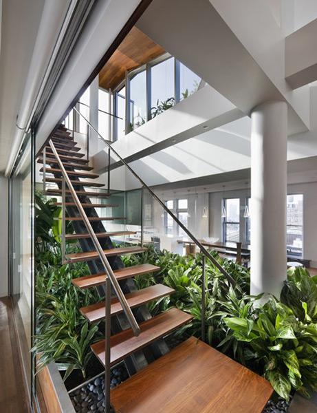 broadway penthouse