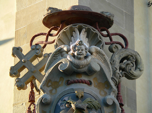 firenze architectural detail