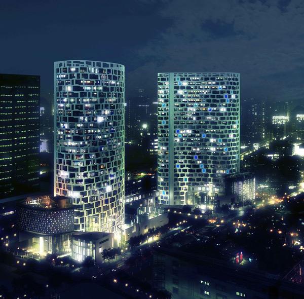 xintiadi hotels china