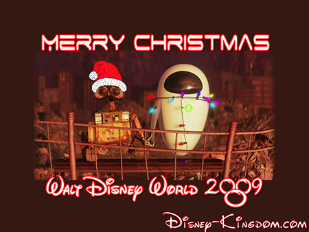 merry christmas walle