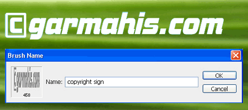 how to make copyright sign on mac