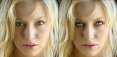 sultry eyes Photoshop tutorial