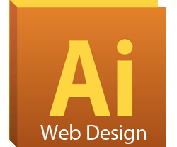 illustrator web design