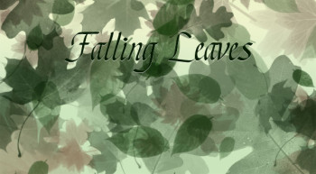 Falling Leaves Photoshop Brush
