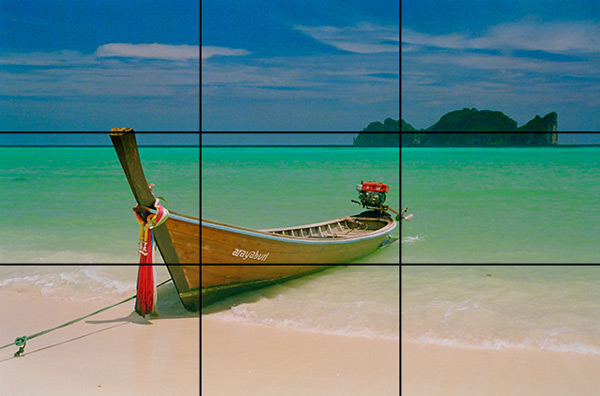 5 rule of thirds photography tips