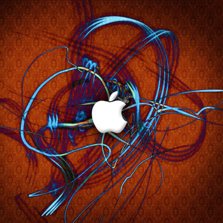 Apple Blue Ribbon