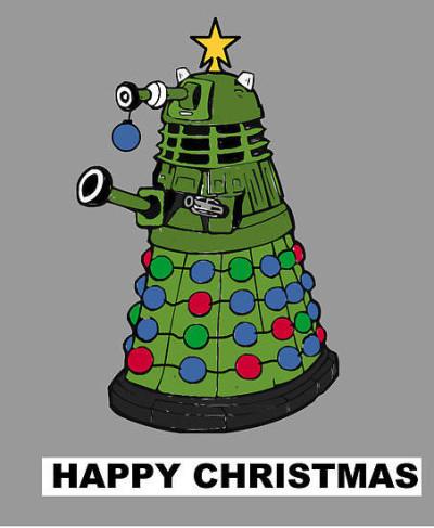 37 Geeky Christmas Cards